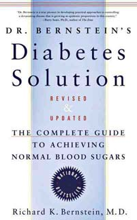 Dr. Bernstein's Diabetes Solution