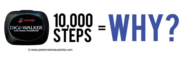 Stop Walking the 10,000 Steps!