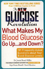 The New Glucose Revolution: What Makes My Blood Glucose Go Up…And Down?