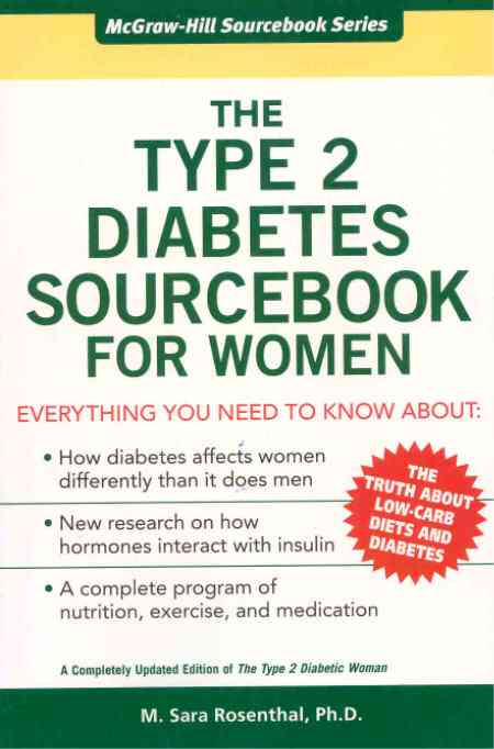 The Type 2 Diabetes Sourcebook for Women