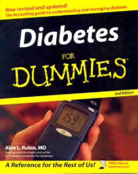Diabetes for Dummies, 2nd Edition