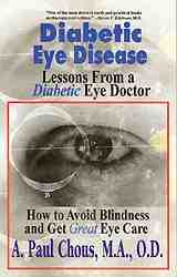 Dr. Chous's book on Diabetic Eye Disease