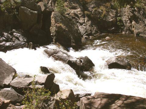 Eldorado Falls