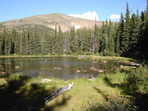 Lower Rainbow Lake