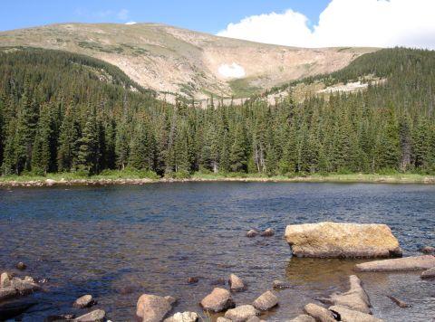 Upper Rainbow Lake
