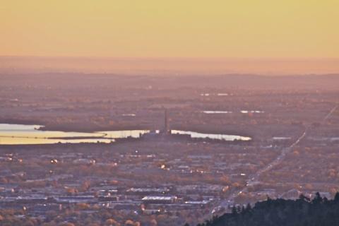 Boulder Wakes