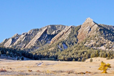 Our Flatirons