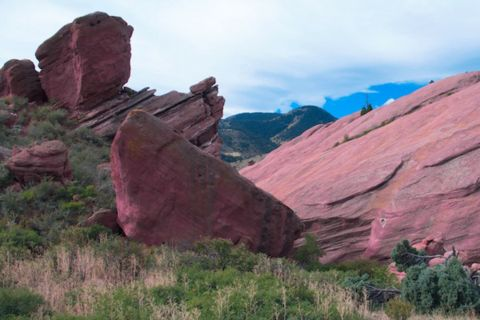Some of Denver's Red Rocks