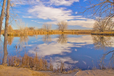 Lake Mary, Rocky Mountain Arsenal NWR