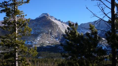 Longs Trail