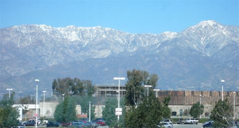 San Gabriels