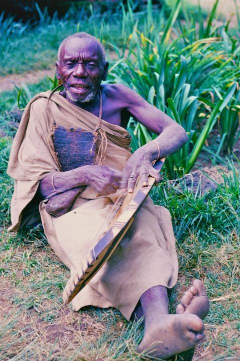 A Man of Uganda