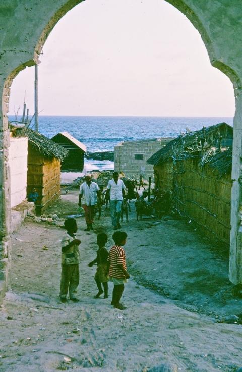 Mogadishu in 1963