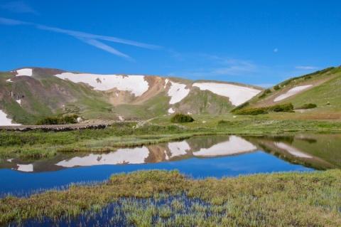 An Alpine Pond