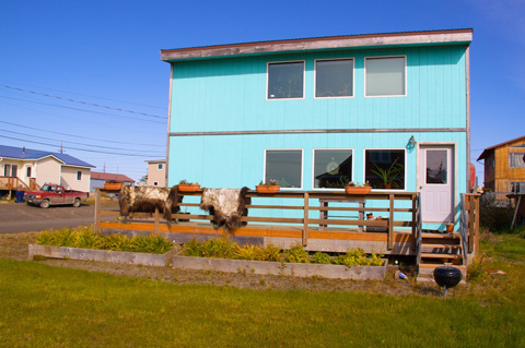 Home in Nome