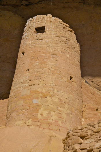 Round Tower at Cliff Palace