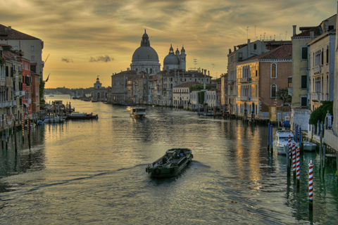 Venice's Grand Canal is Indeed Grand