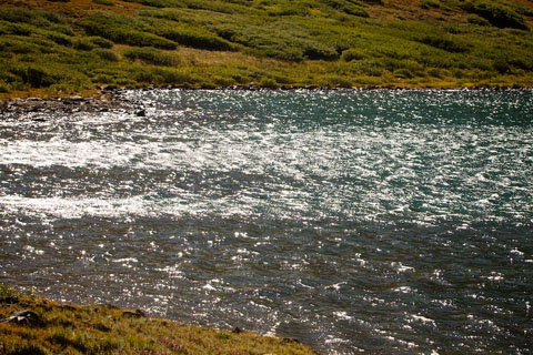 Silver Dollar Lake
