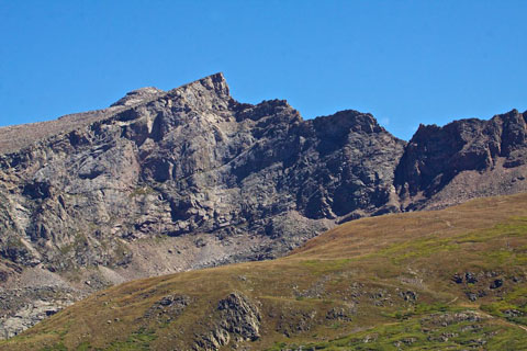 The Sawtooth from Guanella Pass