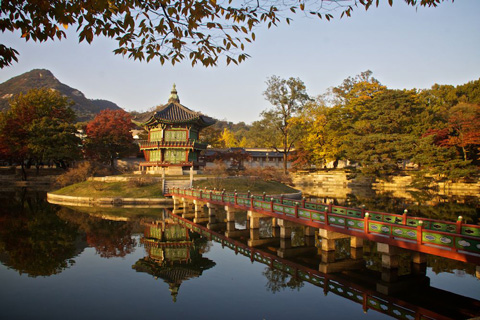 The Hyangwon-jeong Pavilion