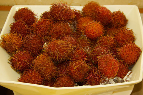 Rambutan for Breakfast