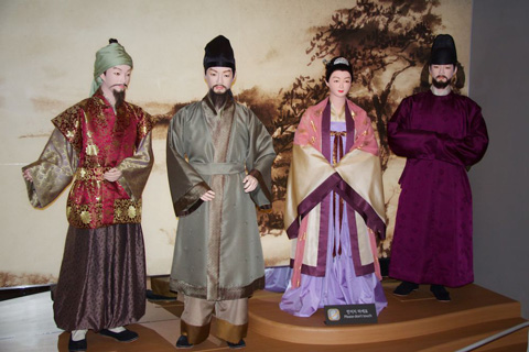 Traditional Korean Clothing