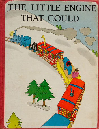 The Little Engine That Could (1930 Edition)