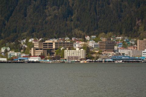 Juneau, the Capital of Alaska