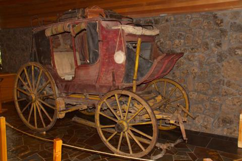 A High Desert Stagecoach