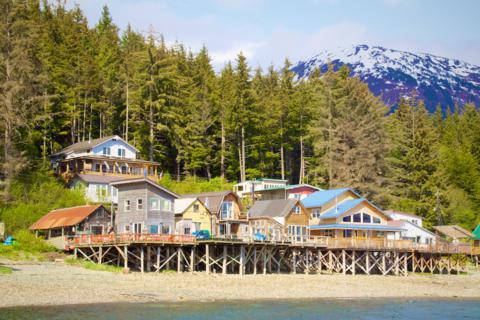 Tenakee Springs, Alaska