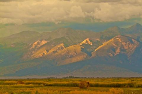 My Favorite San Luis Valley Landscape