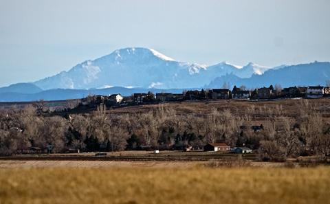 Pike's Peak Appears To Be Close
