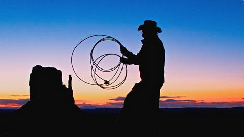 ​Russ Tries to Lasso the West Mitten Butte