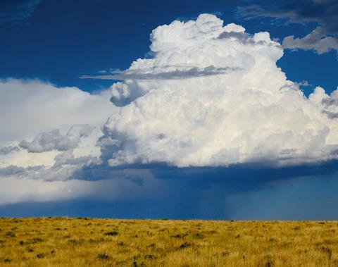 ​The Sky on the Prairie Has Character