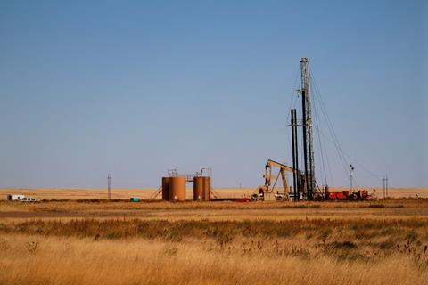 This Well May Soon Be Producing Oil