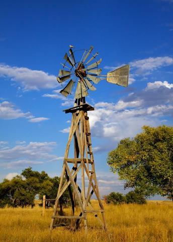 The Windpump at Crow Valley