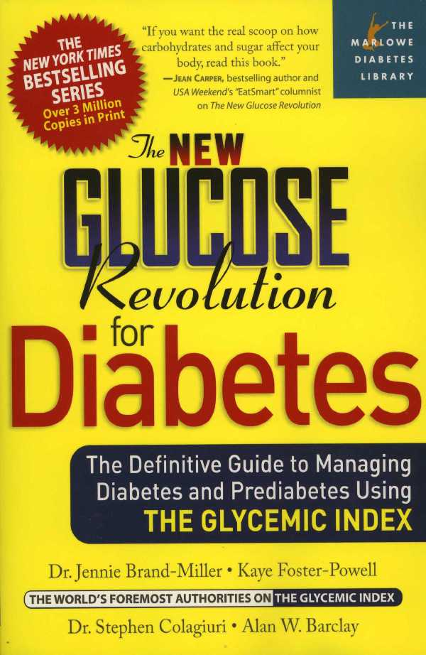 Glycemic for diabetes