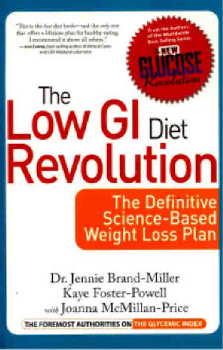 The Low GI Diet Revolution